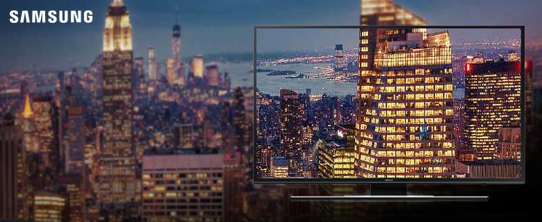 Samsung UE40JU6400WXXH UHD SMART LED Televízió
