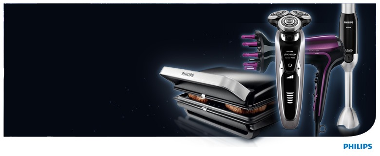 Philips prístroje teraz s 10% zľavou