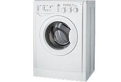 Indesit WISL 105  keskeny elöltöltős mosógép